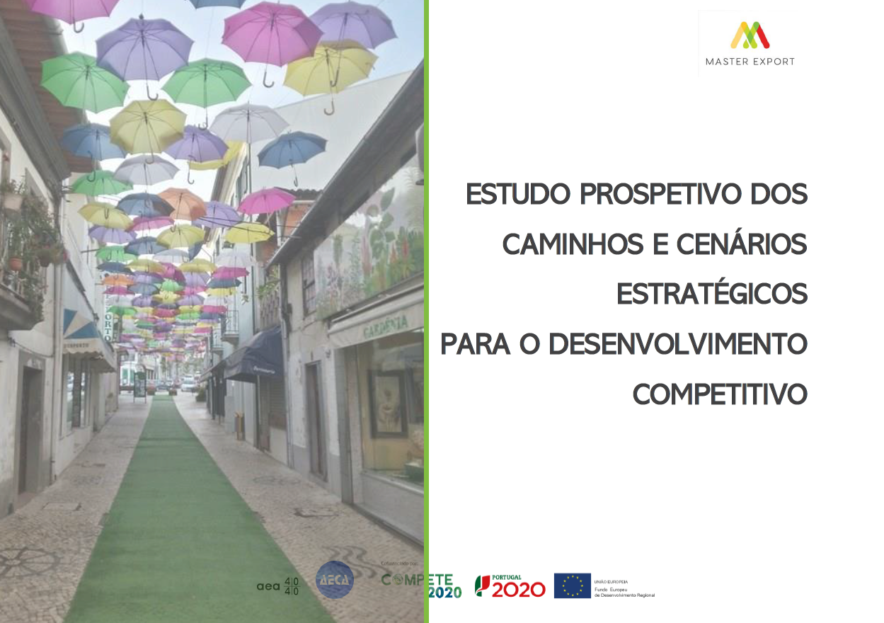 Estudo Prospectivo dos Caminhos e Cenários Estratégicos para o Desenvolvimento Competitivo