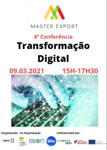 4.ª Conferência Transformação Digital