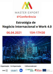6ª Conferência Master Export